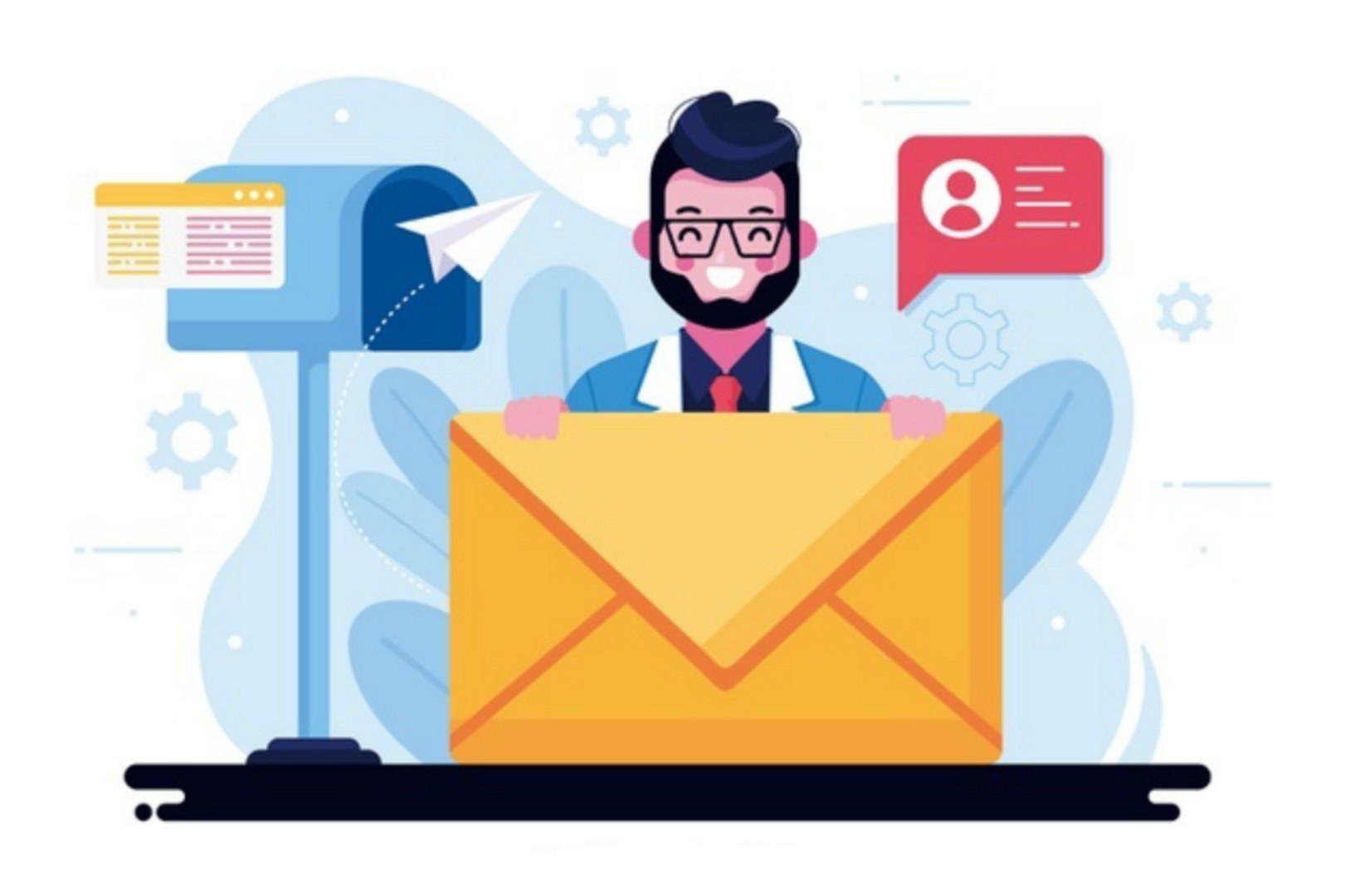 pro dan kontra pada email